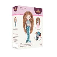 "Miadolla D-0242 Набор для изготовления игрушки ""Miadolla"" D-0242 Русалочка ."