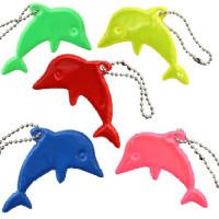"""Прочие Дельфин Светоотражающая подвеска 0165-2005 """"Дельфин"""" 2 шт."""