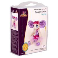"""Miadolla EL-0125 Набор для изготовления игрушки """"Miadolla"""" EL-0125 Слоник Лили ."""