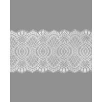 ФК-135-1-31674.001 Французское кружево ш.17,5 см белый 100см