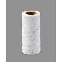 Прочие ФШ-13-10-32940.010 Фатин в шпульке ш.15 см белый