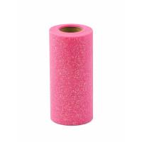 Прочие ФШ-18-12-32880.007 Фатин в шпульке ш.15 см розовый