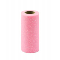 Прочие ФШ-18-13-32880.010 Фатин в шпульке ш.15 см розовый