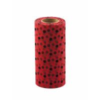 Прочие ФШ-19-2-32935.001 Фатин в шпульке ш.15 см красный