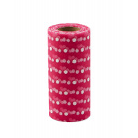 Прочие ФШ-20-2-32938.002 Фатин в шпульке ш.15 см розовый