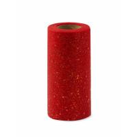 Прочие ФШ-6-10-31934.010 Фатин в шпульке ш.15 см красный