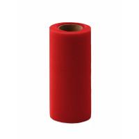 Прочие ФШ-9-5-31943.006 Фатин в шпульке ш.15 см красный