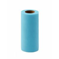 Прочие ФШ-9-7-31943.009 Фатин в шпульке ш.15 см голубой
