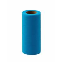 Прочие ФШ-9-8-31943.010 Фатин в шпульке ш.15 см голубой