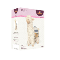 "Miadolla H-0249 Набор для изготовления игрушки ""Miadolla"" H-0249 Лама Бонни ."