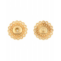 Прочие КНД-1-3-18638.002 Кнопки д.2,5 см (металл) золотистый