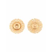 Прочие КНД-10-2-18636.002 Кнопки д.2,1 см (металл) золотистый