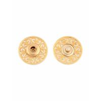 Прочие КНД-2-2-18620.002 Кнопки д.2,1 см (металл) золотистый