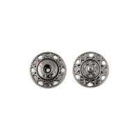 Прочие КНД-28-1-34531 Кнопки д.1,8 см (металл) темный никель