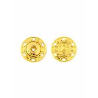 Прочие КНД-30-1-34532 Кнопки д.1,8 см (металл) золотистый