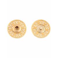 Прочие КНД-7-2-18639.002 Кнопки д.2,5 см (металл) золотистый