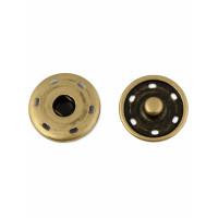 Прочие КНП-38-2-30272.003 Кнопки  д.3 см (металл) бронзовый