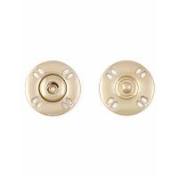 Прочие КНП-65-1-31775.001 Кнопки  д.2,5 см (металл) золотистый