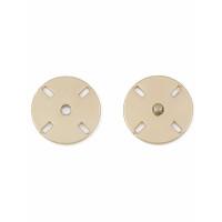 Прочие КНП-66-3-31780.003 Кнопки  д.2,5 см (металл) золотистый