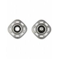Прочие КНП-86-1-34504.005 Кнопки д.3,4 см (металл) темный никель