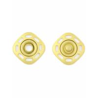 Прочие КНП-86-3-34504.006 Кнопки д.3,4 см (металл) золотистый