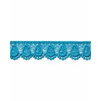 КП-195-3-18428.003 Кружево плетеное ш.2 см голубой