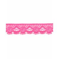 КП-85-20-10326.003 Кружево плетеное ш.2 см розовый