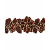 Прочие КРО-132-2-34069.002 Кружево декоративное ш.7 см красный 100 см