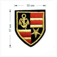 Прочие LA356 Термоаппликация LA356  50 х 57 мм
