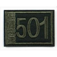 Прочие LA399 Термоаппликация LA399  47 х 34 мм (Green)