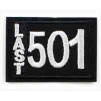 Прочие LA399 Термоаппликация LA399  47 х 34 мм (Wht)