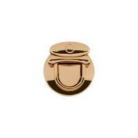 """Gamma LBZ-7G """"Gamma"""" LBZ-7G замок для сумок 33 мм x 31 мм в пакете  под золото №01 под золото"""