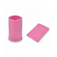 Прочие МАН-9-13-9223.020 Манжеты трикотажные р.7,5x10 см розовый , пара