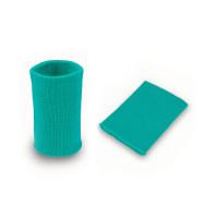 Прочие МАН-9-18-9223.009 Манжеты трикотажные р.7,5x10 см бирюзовый , пара