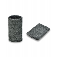 Прочие МАН-9-23-9223.025 Манжеты трикотажные р.7,5x10 см черно-белый , пара