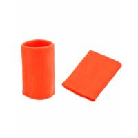 Прочие МАН-9-29-9223.036 Манжеты трикотажные р.7,5x10 см оранжевый , пара
