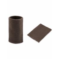 Прочие МАН-9-41-9223.043 Манжеты трикотажные р.7,5x10 см коричневый , пара
