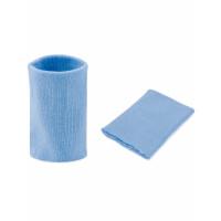 Прочие МАН-9-53-9223.053 Манжеты трикотажные р.7,5x10 см голубой , пара