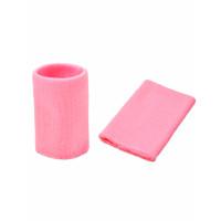 Прочие МАН-9-55-9223.056 Манжеты трикотажные р.7,5x10 см розовый , пара
