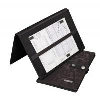 KnitPro МГ-19147-1-МГ0179420 10731 Knit Pro Планшет для чтения схем 25х30см, пластик, черный