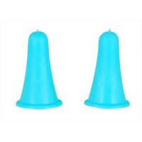 KnitPro МГ-19151-1-МГ0179424 10814 Knit Pro Наконечники для спиц 2-5мм, пластик, голубой, уп.2шт
