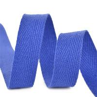 Прочие МГ-64418-1-МГ0719788 Тесьма киперная 10 мм хлопок 2,5г/см цв.F223 синий василек  голубой