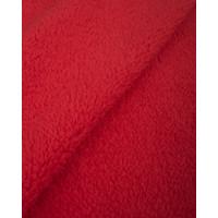 Прочие  Мех искусственный красный 255 гр/м.пог 50см*50см