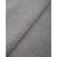 Прочие  Мех искусственный серый 255 гр/м.пог 50см*50см