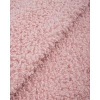 Прочие  Мех искусственный под барашка розовый 545 гр/м.пог, 50*82см