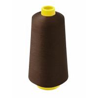 Прочие НПО-16-3-9274.014 Нитки текстурированные не крученые д.150D/1 коричневый