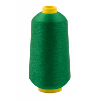 Прочие НТ-31-1-31335.009 Нитки текстурированные не крученые д.150D/1 №086 зеленый