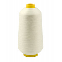 Прочие НТ-51-1-31335.042 Нитки текстурированные не крученые д.150D/1 №286 молочный