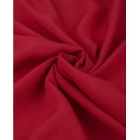 Прочие ОШТ-5-10-6014.019 Штапель-поплин однотонный красный
