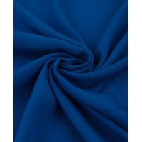 Прочие ОШТ-5-11-6014.005 Штапель-поплин однотонный синий